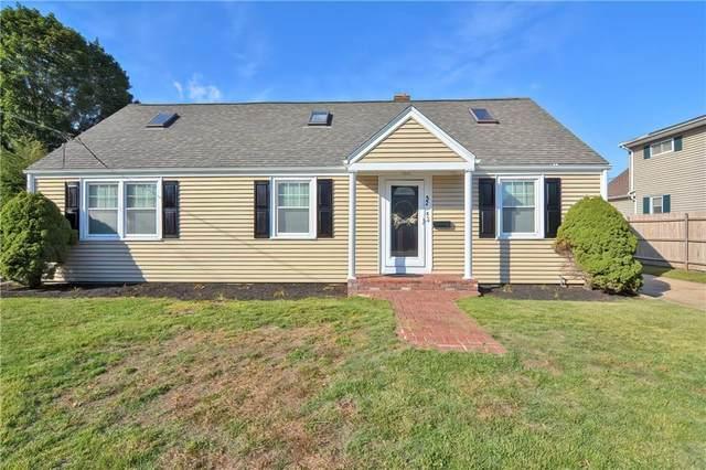32 Wendell Street, Pawtucket, RI 02861 (MLS #1296557) :: Nicholas Taylor Real Estate Group