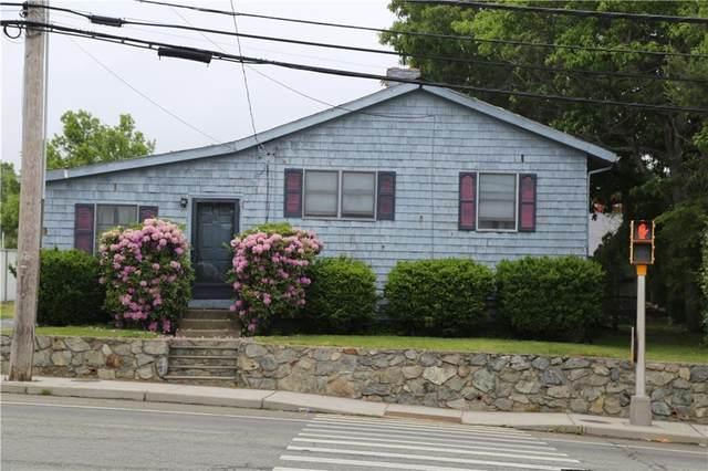 1781 Plainfield Pike, Johnston, RI 02919 (MLS #1296558) :: The Martone Group