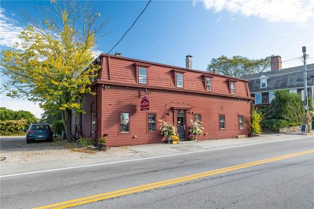 21 West Main Street, North Kingstown, RI 02852 (MLS #1296572) :: Dave T Team @ RE/MAX Central