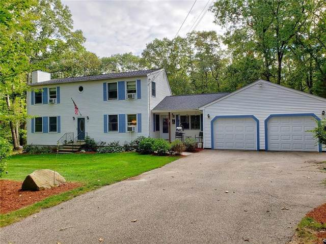 39 Suzanne Court, West Greenwich, RI 02817 (MLS #1296593) :: Nicholas Taylor Real Estate Group