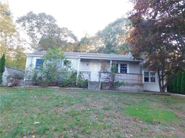 198 Colvintown Road, Coventry, RI 02816 (MLS #1296654) :: The Martone Group