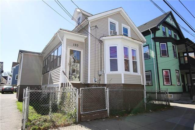 120 Wendell Street, Providence, RI 02909 (MLS #1296719) :: The Martone Group