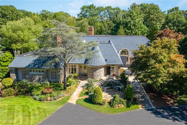 1000 Old Greenwich Drive, East Greenwich, RI 02818 (MLS #1296847) :: Westcott Properties