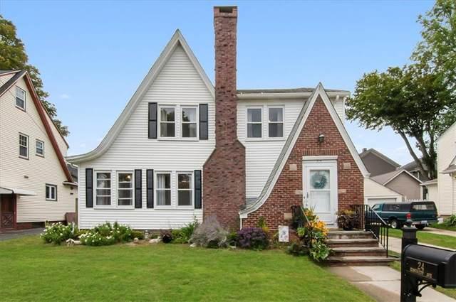 24 Rosewood Avenue, Cranston, RI 02905 (MLS #1296853) :: Nicholas Taylor Real Estate Group