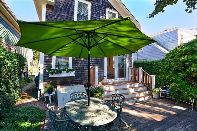 10 Cherry Street, Newport, RI 02840 (MLS #1296869) :: Westcott Properties