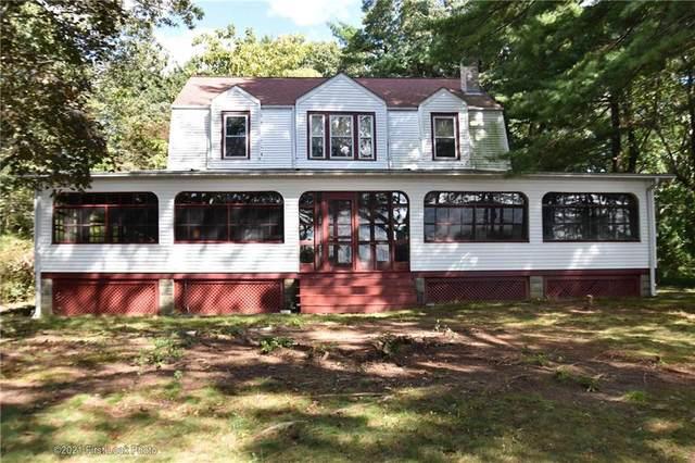 105 Oak Tree Avenue, Warwick, RI 02886 (MLS #1296914) :: Westcott Properties