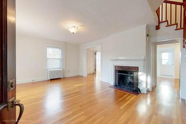 448 Broadway Street #1, Newport, RI 02840 (MLS #1296922) :: Westcott Properties