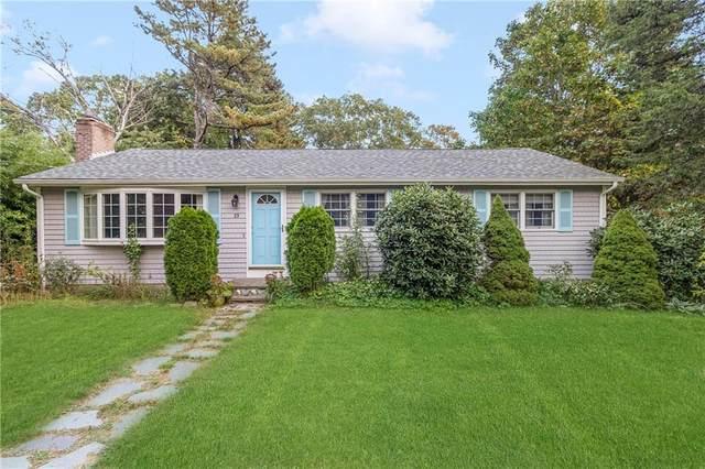 19 Sunnybrook Drive, North Kingstown, RI 02852 (MLS #1296939) :: Nicholas Taylor Real Estate Group