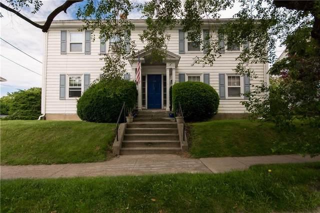 448 Broadway #2, Newport, RI 02840 (MLS #1296953) :: Westcott Properties