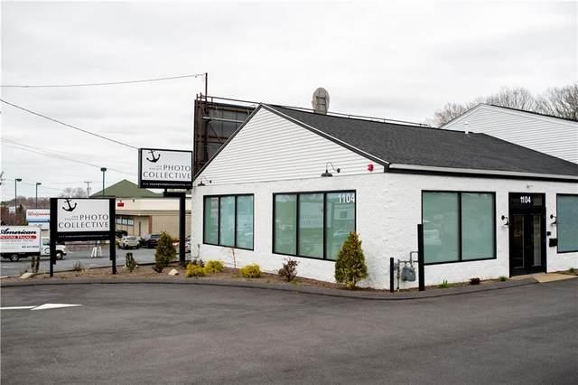 1104 Bald Hill Road, Warwick, RI 02886 (MLS #1296973) :: Westcott Properties