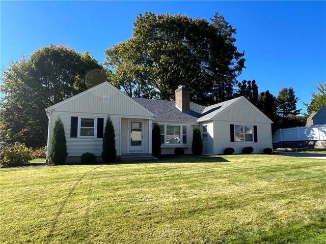 121 Sagamore Road, Cranston, RI 02920 (MLS #1296984) :: Nicholas Taylor Real Estate Group
