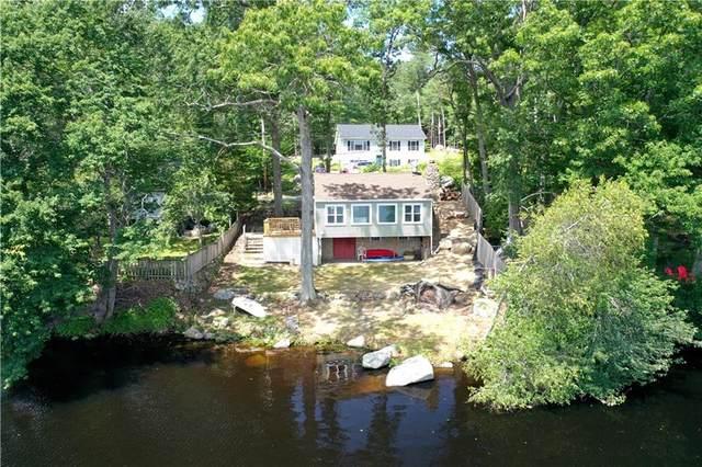 114 West Shore Drive, Exeter, RI 02822 (MLS #1296987) :: Nicholas Taylor Real Estate Group