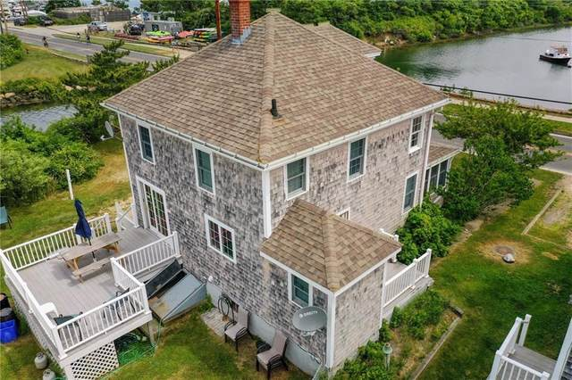 832 Ocean Av, Block Island, RI 02807 (MLS #1153616) :: The Martone Group