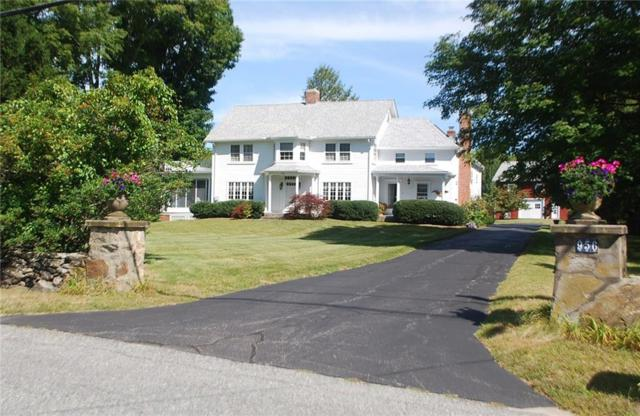 956 Old Smithfield Rd, North Smithfield, RI 02896 (MLS #1169202) :: Welchman Real Estate Group | Keller Williams Luxury International Division