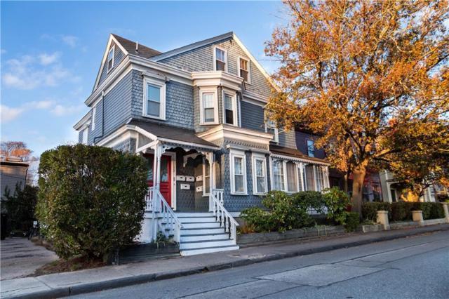 12 Catherine St, Unit#5 #5, Newport, RI 02840 (MLS #1171616) :: Westcott Properties