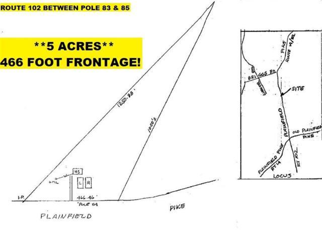 0 Plainfield Pike, Foster, RI 02825 (MLS #1171680) :: Albert Realtors