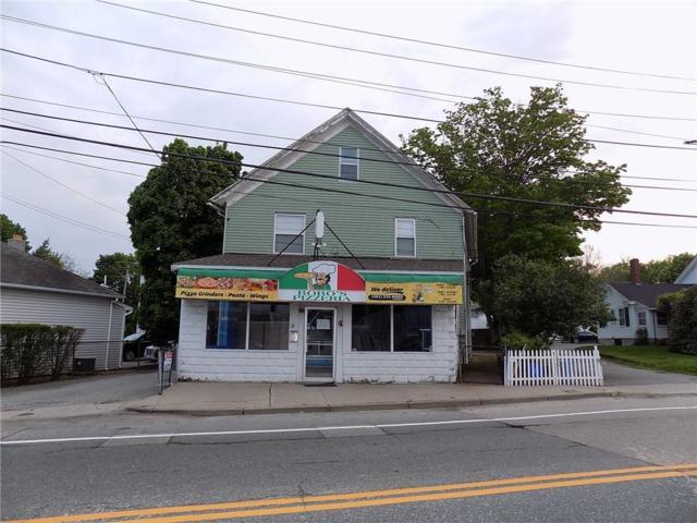 258 Greenville Av, Johnston, RI 02919 (MLS #1182826) :: Westcott Properties