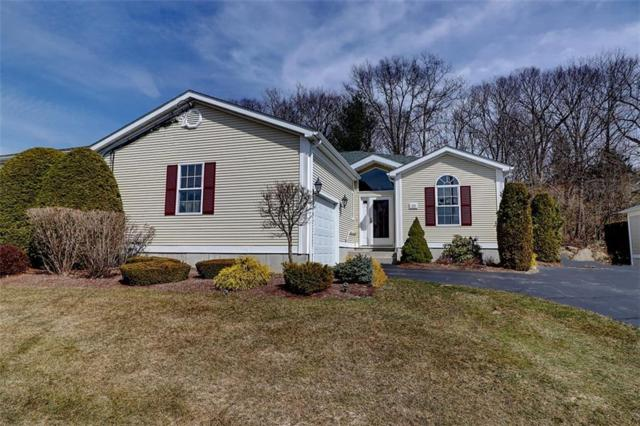 111 Orchard Meadows Dr, Unit#13A 13A, Smithfield, RI 02917 (MLS #1185421) :: Albert Realtors