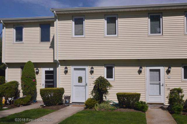 33 Dale Av, Unit#C2 C2, Johnston, RI 02919 (MLS #1189280) :: The Martone Group