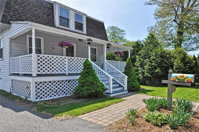 24 Junction St, Warwick, RI 02889 (MLS #1191621) :: The Martone Group