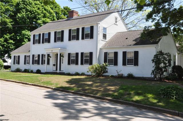 11 West Barrows St, Cumberland, RI 02864 (MLS #1192998) :: The Martone Group