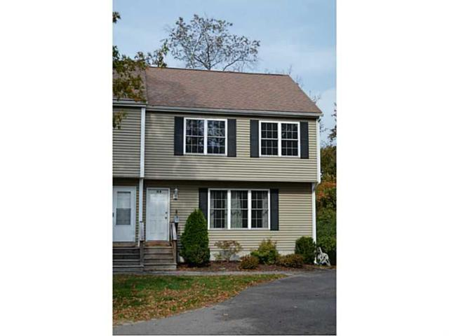 13 Birch St, Unit#B B, Lincoln, RI 02838 (MLS #1194745) :: The Martone Group