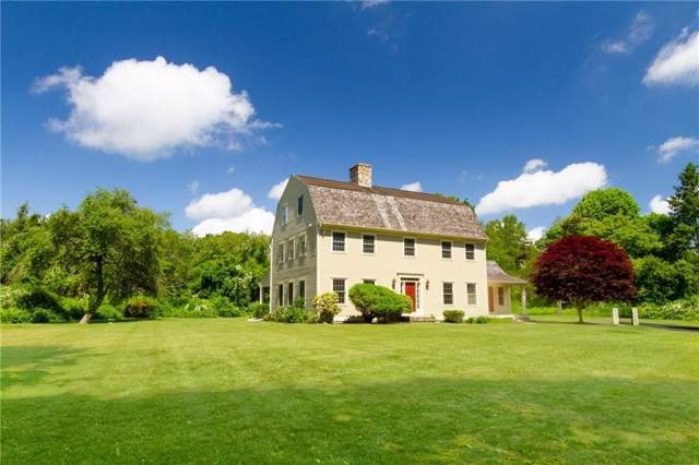 681 Post Road, South Kingstown, RI 02879 (MLS #1195812) :: The Martone Group