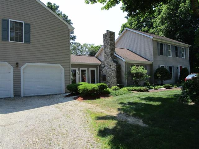 49 Spring St, Hopkinton, RI 02832 (MLS #1196725) :: The Martone Group