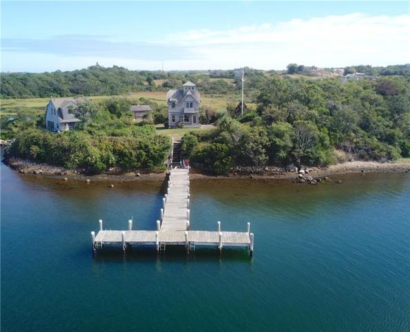 1278 NW Cormorant Cove NW, Block Island, RI 02807 (MLS #1197000) :: The Martone Group
