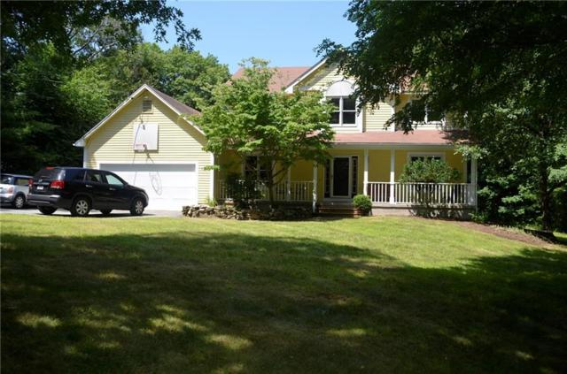 71 Old Snake Hill Rd, Glocester, RI 02814 (MLS #1197104) :: The Martone Group