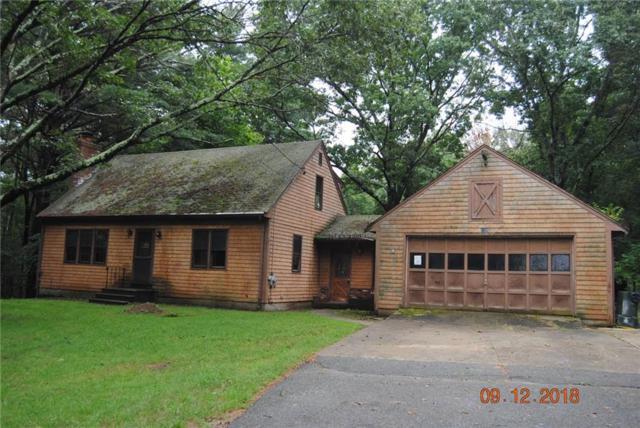 1025 Mount Pleasant Rd, Burrillville, RI 02830 (MLS #1198684) :: Albert Realtors