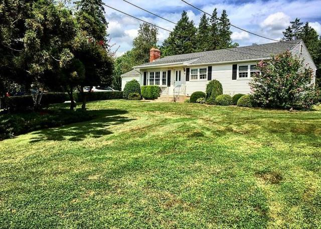 1161 Great Rd, Lincoln, RI 02865 (MLS #1199407) :: The Martone Group