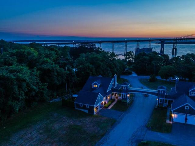 266 Ferry Landing Cir, Portsmouth, RI 02871 (MLS #1200649) :: The Martone Group