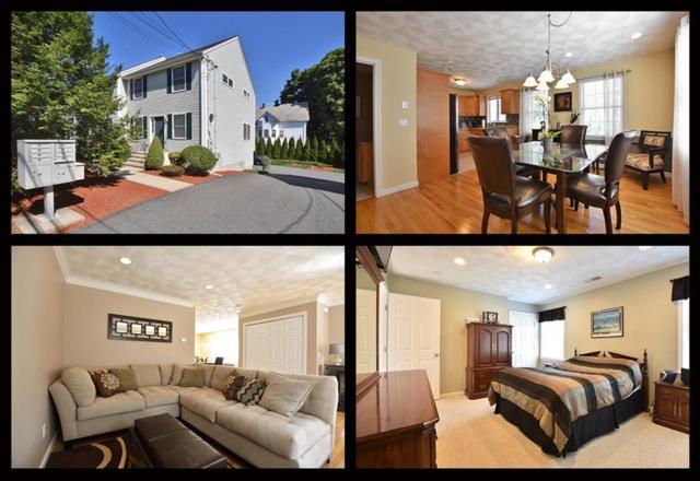 13 Central St, Unit#3 #3, Lincoln, RI 02838 (MLS #1203084) :: The Martone Group