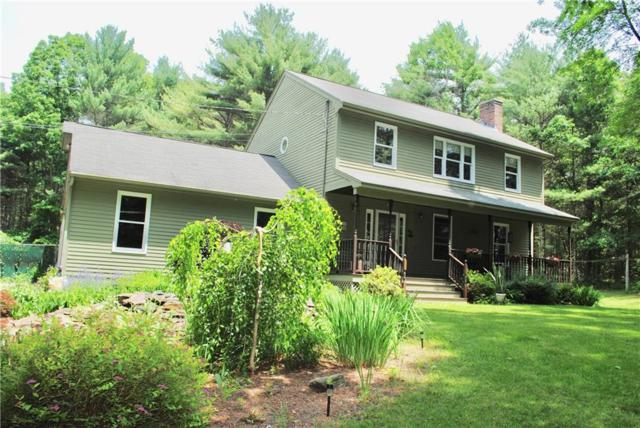 141 Jackson Schoolhouse Rd, Glocester, RI 02814 (MLS #1203766) :: Anytime Realty