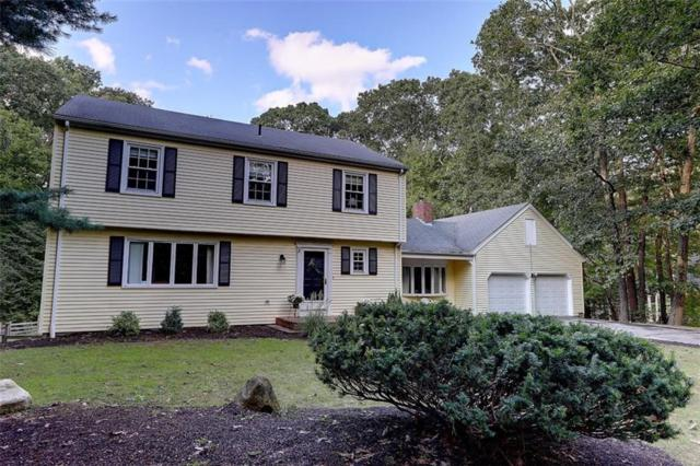 25 Falcon Cir, East Greenwich, RI 02818 (MLS #1205499) :: Westcott Properties