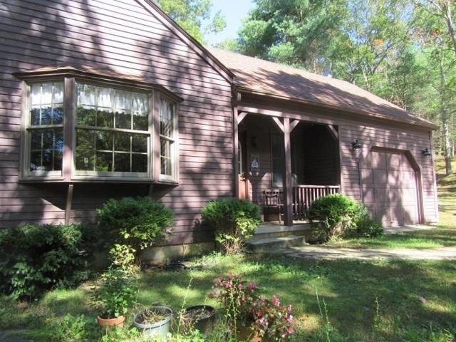 190 Hudson Pond Rd, West Greenwich, RI 02816 (MLS #1205605) :: Anytime Realty
