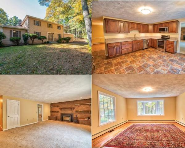 40 White Pine Dr, Glocester, RI 02814 (MLS #1206210) :: The Martone Group