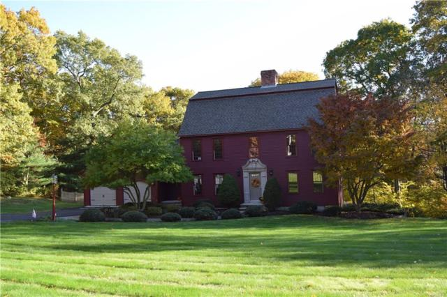 45 Deerfield Dr, Scituate, RI 02857 (MLS #1208349) :: The Martone Group