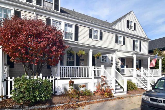 90 Kay St, Unit#3 #3, Newport, RI 02840 (MLS #1208991) :: Albert Realtors