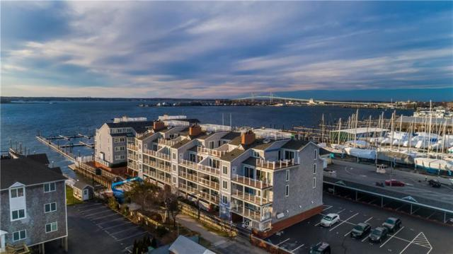 31 Coddington Wharf, Unit#30 #30, Newport, RI 02840 (MLS #1212996) :: Welchman Real Estate Group | Keller Williams Luxury International Division