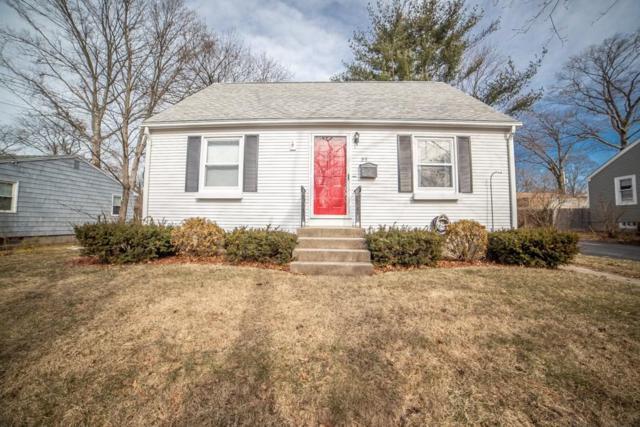 95 Roosevelt St, Warwick, RI 02888 (MLS #1214362) :: Westcott Properties