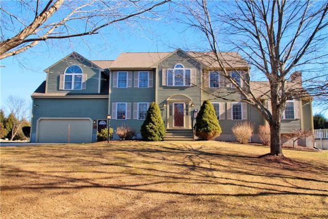 285 Little Pond County Rd, Cumberland, RI 02864 (MLS #1214848) :: Westcott Properties