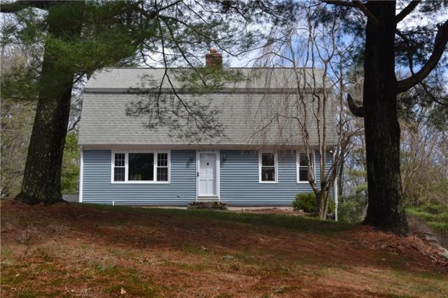820 Hopkins Hill Rd, West Greenwich, RI 02817 (MLS #1217638) :: Onshore Realtors