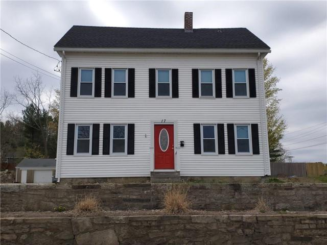 17 South Main St, Coventry, RI 02816 (MLS #1218447) :: The Seyboth Team