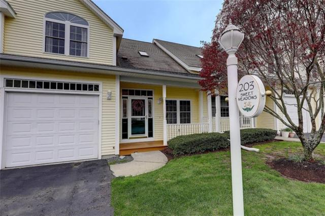 130 Bear Hill Rd, Unit#203 #203, Cumberland, RI 02864 (MLS #1221668) :: The Seyboth Team