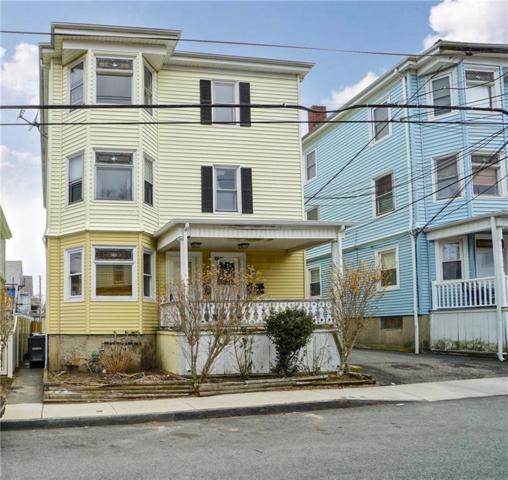 98 - .5 Warner St, Unit#2 #2, Newport, RI 02840 (MLS #1222745) :: Albert Realtors