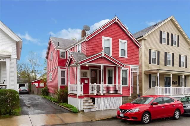 39 Hammond Street, Newport, RI 02840 (MLS #1222821) :: RE/MAX Town & Country
