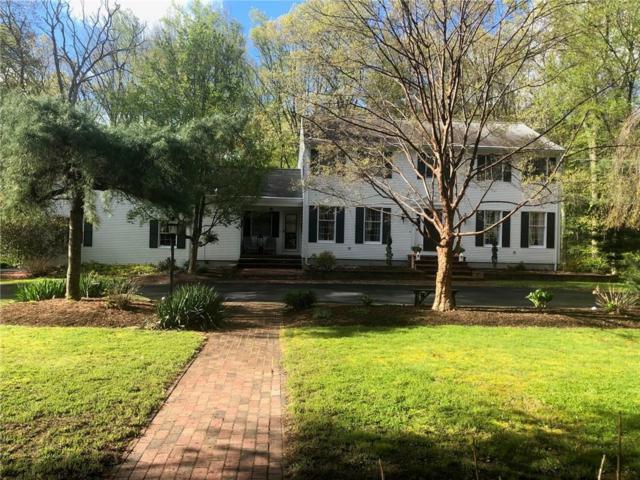 8 Mary Elizabeth Dr, Scituate, RI 02857 (MLS #1223847) :: Spectrum Real Estate Consultants
