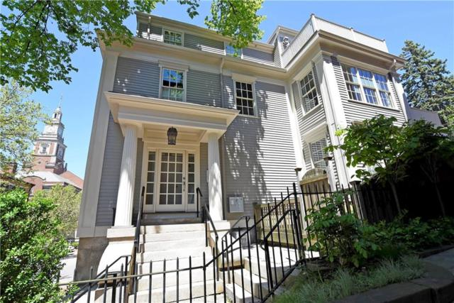 277 Benefit St, Unit#2 #2, East Side of Providence, RI 02903 (MLS #1223987) :: Onshore Realtors